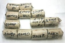20 More Rolls AU/BU to Ch.BU Kennedy Halfs 1991D to 2016 PD 2012 PD 2009 PD 2013