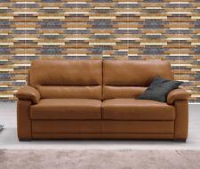 Piastrella adesiva 3d effetto mattone mattonella a parete murali adesivi 30x30cm