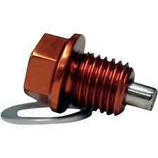 Moose Racing - DP108 - Magnetic Drain Plug by Zipty KTM 250 EXC Racing 4-Stroke,