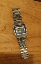 Vintage Seiko M929-5000 Lcd Chronograph Watch 1979
