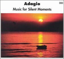 Adagio 1 Adagio-Music for Silent Moment Audio CD
