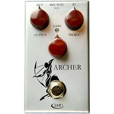 J. Rockett Audio Designs Archer Overdrive Boost Guitar Effects Effects Pedal