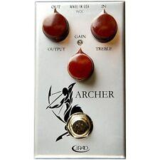 J. Rockett Audio Designs Archer Overdrive Boost Guitar Effects Effects Pedal