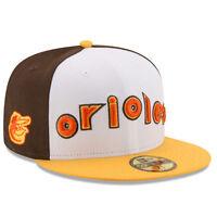Baltimore Orioles New Era Cap MLB Home Run Derby On Field Team 59Fifty Hat