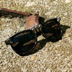 Skull Sunglases - Sonnenbrille mit Totenköpfen, Gothic, Punk, Retro, Rock, Biker