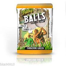Filthy Balls Golfer - Filthy Farmgirl Large Bar Soap Turmeric Tangerine Soy Soap
