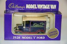 Lledo 1928 Ford Model T Cadbury's Chocolate promotional diecast model van