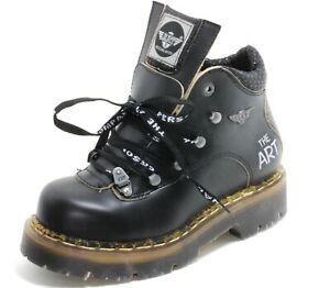 217 Schnürschuhe Leder Trekking Personal Boots Stahlkappe The Art lll Company 41