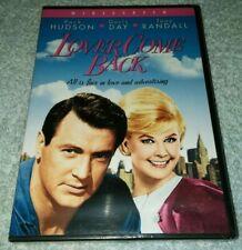 Lover Come Back -  BRAND NEW DVD - Doris Day , Rock Hudson