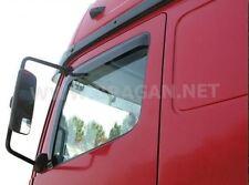 To Fit Volvo F10 Side Window Wind Rain Deflectors Shield Truck Accessories