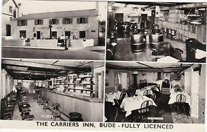 The Carrier's Inn, BUDE. Cornwall RP