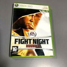 Xbox 360 Game - Fight Night - Round 3 PAL Import Free Shipping USA