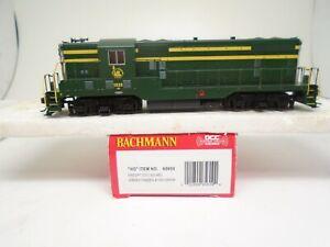 Bachmann Ho 65609 GP-7 locomotive, Jersey Central 1523, DCC Sound
