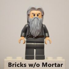 New Genuine LEGO Gandalf the Grey Minifig LOTR Hobbit 79005