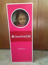 AMERICAN GIRL Isabelle Girl of the Year 2014 Doll NEW IN BOX with Book