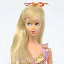 Vintage Barbie TNT - Beautiful Pale Blonde Hair - Mod Twist N Turn