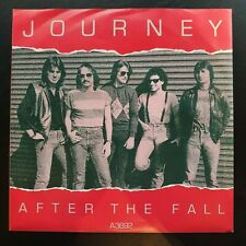 """JOURNEY - After The Fall ~7"""" Vinyl Single~"""