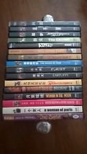 Lot of 16 Silent Movies  DVD'S