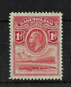Basutoland 1933 George V 1d Mint Issue