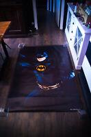 BATMAN RETURNS Style B 4x6 ft Bus Shelter Vintage Movie Poster Original 1992