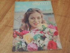 Ekran 28/1976 polish magazine Itir Esen, Patricia Aspillaga, Isela Vega B Bardot