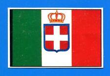 ARMI E SOLDATI -Edis 71- Figurina-Sticker STEMMA n. 33 - REGNO D'ITALIA -Rec