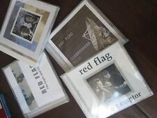 4 Red Flag CDs New