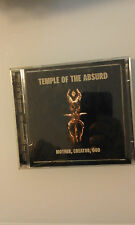 TEMPLE OF THE ABSURD - MOTHER,CREATOR ,GOD  - CD