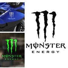 Adesivo Monster energy graffio auto moto vinile decalcomania logo impermeabile