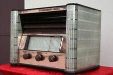 #RADIO #DUCATI BLUE MIRROR #DESIGN #PROTOTYPE #ITALY #1942 #Déco #Modern art