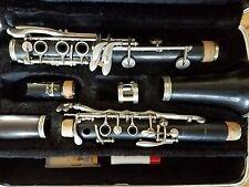 Selmer Signet Special overhauled  Wood Clarinet w/ case, Goldentone MP nice!