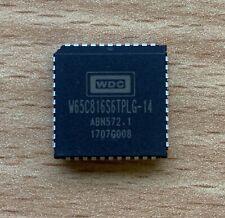 Western Design Center W65C816S6TPLG-14 (CMD / Rockwell) Microprocessor MPU