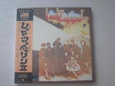 LED ZEPPELIN II JAPAN MINI LP CD JIMMY PAGE ROBERT PLANT SEALED