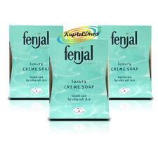 3x Fenjal Classic Luxury Creme CREAM SOAP