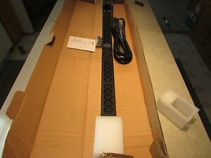 Eaton ePBZ92 EPDU 2 Branch 16A Max for C19 15A Max / C13 Group. New!
