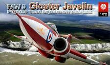 GLOSTER JAVELIN FAW  FAW 9 (TEST FIGHTER SQDN A&AEE RAF MARKINGS) 1/72 PLASTYK