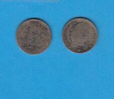 +Gertbrolen+  Demi Franc argent Louis XVIII  1823 Perpignan