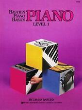 EDIZIONI MUSICALI BASTIEN METODO PIANO LIVELLO 1 -WP201I-