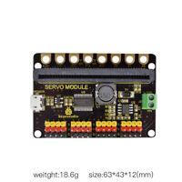 KEYESTUDIO PCA9685PW Servo Driver Breakout Shield for BBC MicroBit Micro Bit