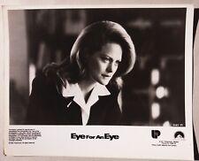 EYE FOR AN EYE 1995 US MOVIE ORIGINAL PHOTO LOBBY CARD B&W 8X10 INCH
