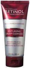 Retinol Vitamin Enriched Trio of Anti Aging Cream Cleanser/Facial Oil /Day Cream