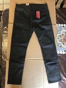 New Levis 512 Slim Taper 33w 30L Brown 288330055
