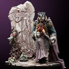 54/80mm Resin Figure Model Beauty and the Beast Garage Kit Sci-fi Character Kit