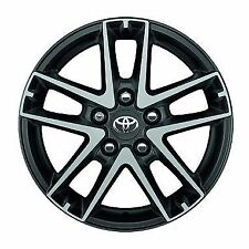 "Genuine Toyota Auris 2013 Orion 16"" Alloy Wheel PZ49P-E0672-ZS"
