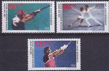 Germania Gomma integra, non linguellato TIMBRO Deutsche Bundespost Berlino 1988 SPORT PROMOZIONE SG b801 - 3