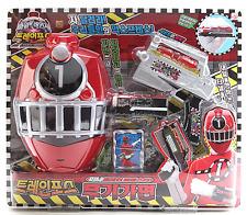 Ressha Sentai ToQger(POWER RANGERS TRAIN FORCE) : RED MASK + WEAPON SET