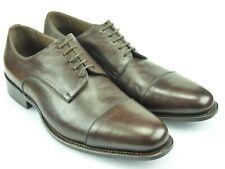 Prime Shoes Herrenschuhe Bergamo D163 espresso Rahmengenäht Echtleder Gr.10,5