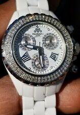 Techno JPM CARATS Diamond Watch