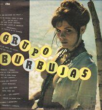 GRUPO BURBUJAS - LP  Grupo Burbujas (Argentinia,1987) Sexy Cheesecake Cover!!!