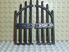 LEGO® Classic Castle Ritter Zubehör 2x Tor/Gate/Tür 42448 1x4x9 schwarz K233
